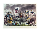 The Battle of New Orleans  8th January 1814