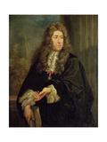 Portrait of Andre Le Notre (1613-1700)