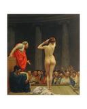 A Roman Slave Market