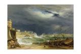 Storm  Malta  1850