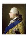 Portrait of George III (1738-1820)