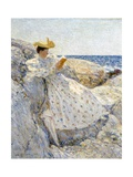 Summer Sunlight  Isles of Shoals  1892