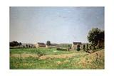 Landscape in Saulce  Yonne