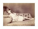 Xie Sleeping  1874