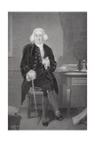 Portrait of Jonathan Trumbull (1710-85)