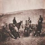 Officers and Men of the 8th (The King's Royal Irish) Light Dragoons (Hussars) from an Album of 52…
