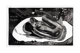 Manao Tupapau I (Elle Pense Au Revenant) 1894-95