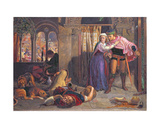 The Eve of St Agnes  1847-67