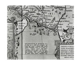 Map of Alexander the Great's Empire  from 'Abrahami Ortelli Theatri Orbis Terrarum Parergon' …