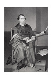 Portrait of Patrick Henry (1736-99)