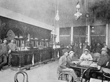 George Laman's Saloon in Jerome  Arizona Territory  1897