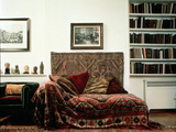 Analytic Couch in Sigmund Freud's Study