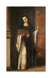 St Paula or an Abbess  1655