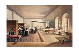 One of the Wards of the Hospital at Scutari  from 'The Seat of War in the East - Second Series'…