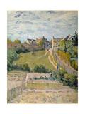 The Climbing Path  1875