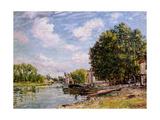 Moret-Sur-Loing  1885