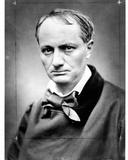 Charles Baudelaire (1821-67) C1860