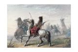 Snake Indians  1837