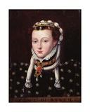 Portrait of Anne De Buren