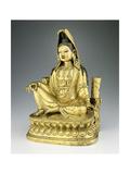Figure of Avolokitesvara Guanyin  Qing Dynasty