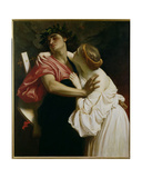 Orpheus and Euridyce
