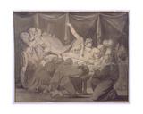The Death of Cardinal Beaufort  1772