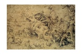The Temptation of St Anthony  1556