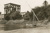 Kiosk of Trajan  Philae  Egypt  1890s