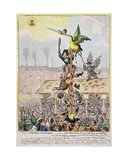 Election Candidate  or the Republican Goose at the Top of the Pole  Published by Hannah Humphrey…