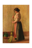 The Sweeper  1889