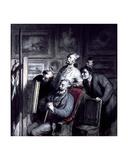 The Amateurs  after 1862