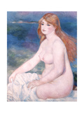 Bather (Blonde Bather II) 1882