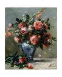 Vase of Roses  1870-72
