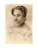 Elizabeth of Austria  Queen of France (1554-92)