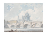 St Paul's Cathedral  1793