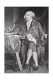 Portrait of John Adams (1735-1826)