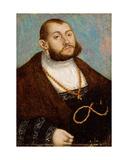 Portrait of Elector Johann Friedrich the Magnanimous (1503-53) of Saxony  C1530