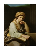 A Sibyl with a Book  after a Painting by Raphael Mengs (1728-79)  C1761