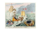 Britannia Between Scylla and Charybdis  or the Vessel of Constitution Steered Clear of the Rock…