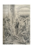 The Flagellation of Christ  C1881