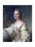 Louise-Henriette-Gabrielle De Lorraine (1718-88) Princess of Turenne and Duchess of Bouillon  1746
