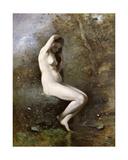 Venus Bathing  C1873-74