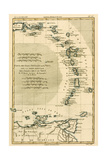 The Lesser Antilles or the Windward Islands  with the Eastern Part of the Leeward Islands  from…