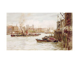 Port of London: Upper Pool  1896