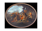 The Death of General Wolfe (1727-59) on 13th September 1759  C1770