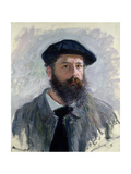Self Portrait with a Beret  1886