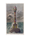 The Trident Is Confirmed  or Design for a Naval Pillar  Adapted from 'The Pursuits of…