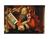 St Jerome in His Oratory