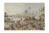 The Treacherous Massacre of English Women and Children at Cawnpore by Nena Sahib