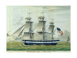 Uss 'Friendship' of Salem